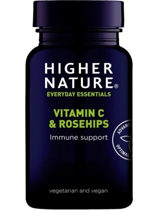 HN C vitamiin kibuvitsaga 90 tab