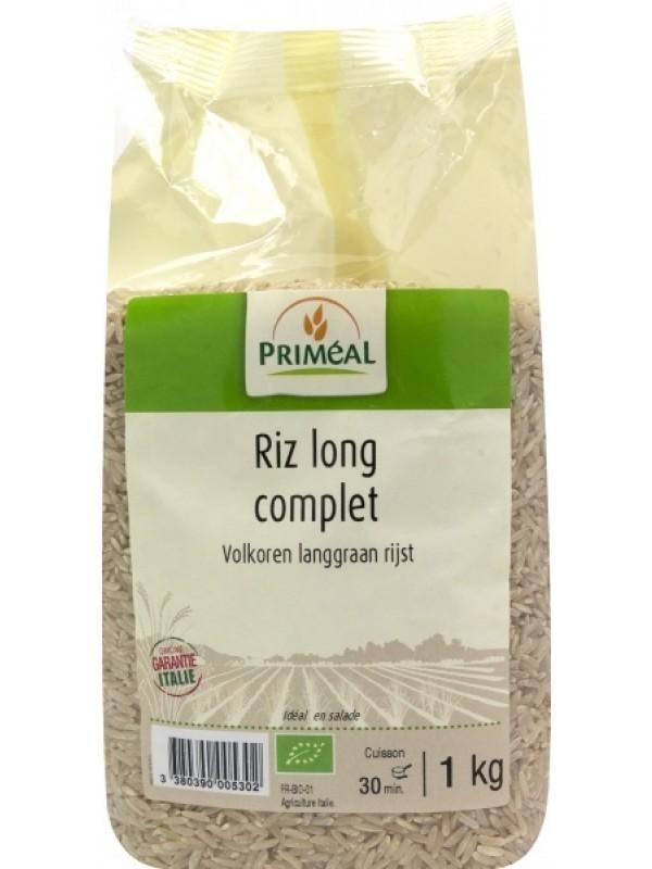 Prim täistera pikateraline riis 1 kg