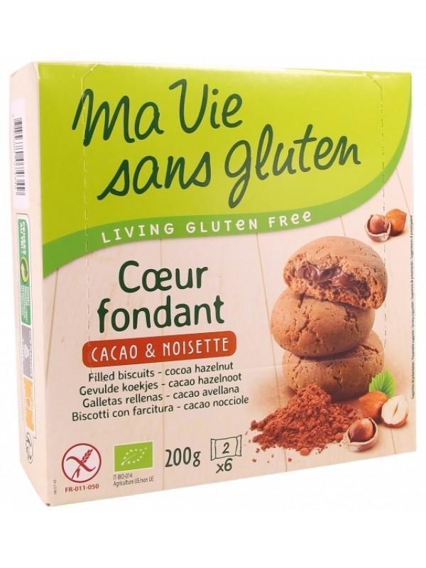 MaVie küpsised kakao-pähklitäidisega, GV 200 g