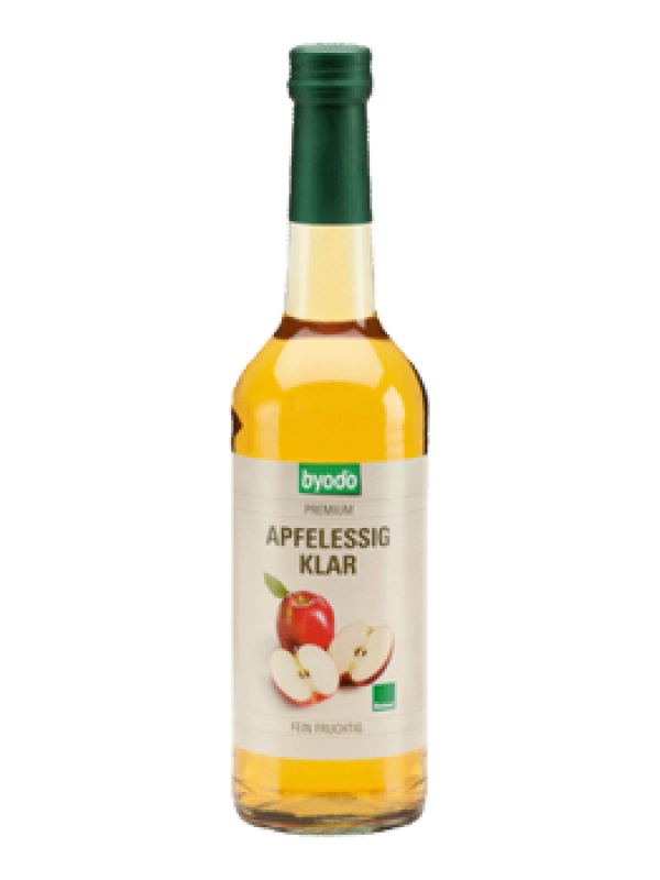 Byodo selge õunaäädikas 0,5 L