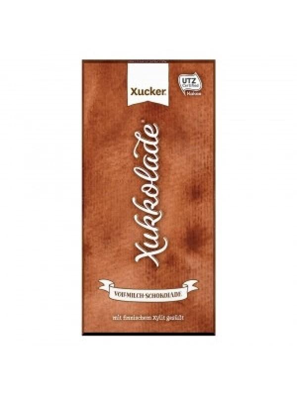 Xucker täispiimašokolaad, magusaineks ksülitool 100 g