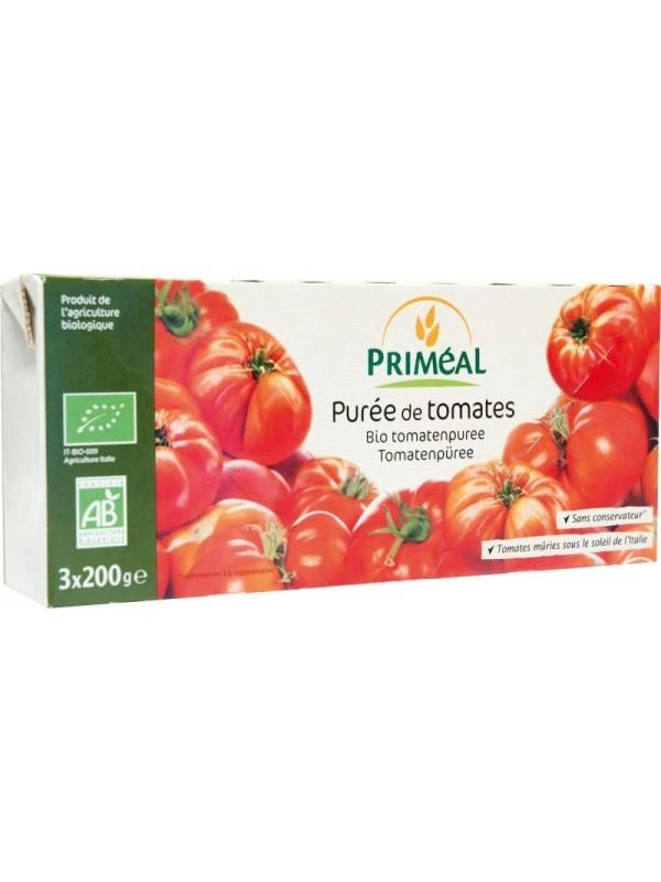 Prim tomatipüree tetrapakid 3x200 g