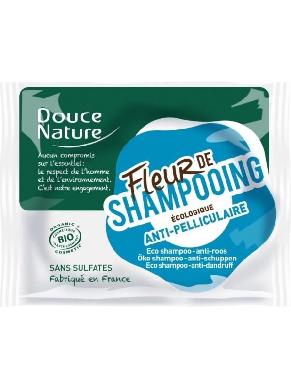 Douce Nature tahke šampoon kõõmavastane 85g