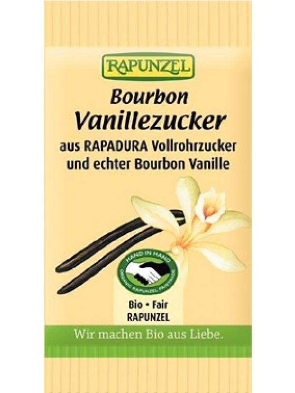 Rapunzel jahvatatud Bourbon vanilje 5 g