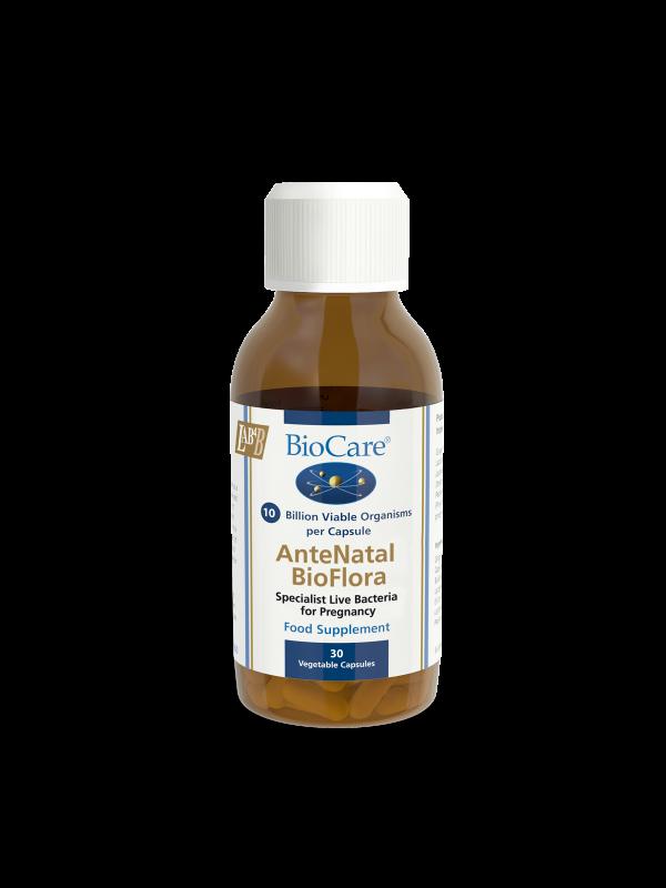 AnteNatal BioFlora bakterid rasedatele 30 kaps