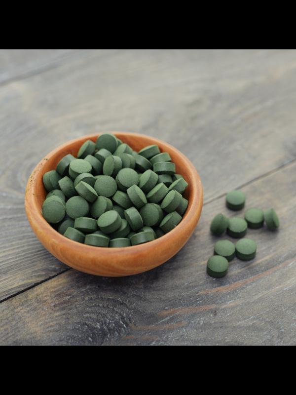 Evertrust spirulina tabletid 125 g