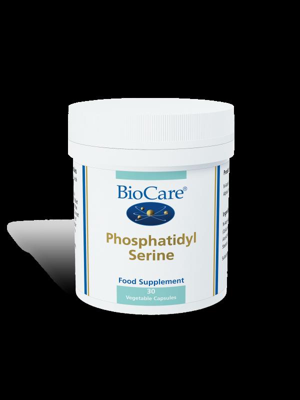 **BC Fosfatidüülseriin 30 kaps