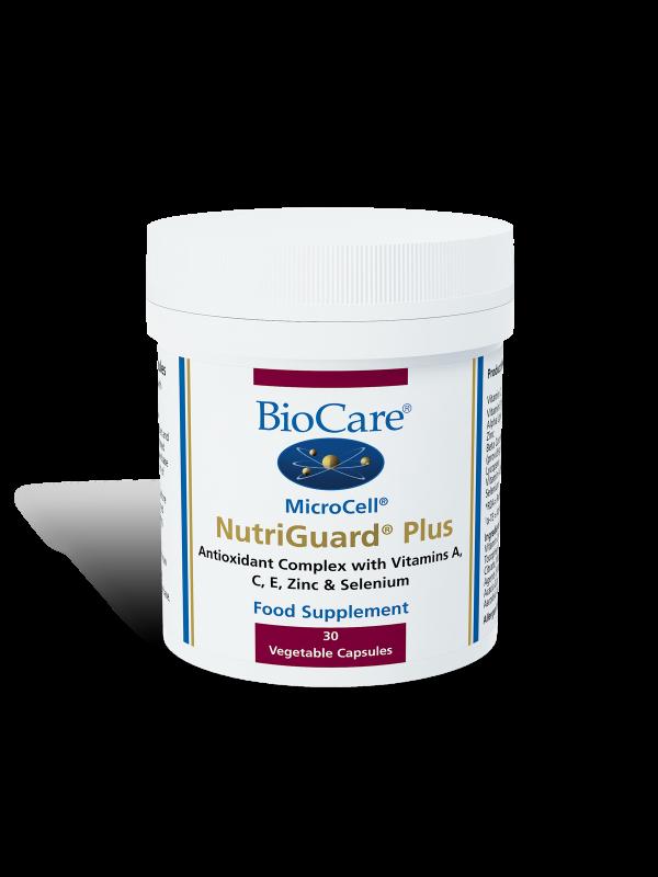 MicroCell NutriGuard Plus antioksüdandid 30 kaps