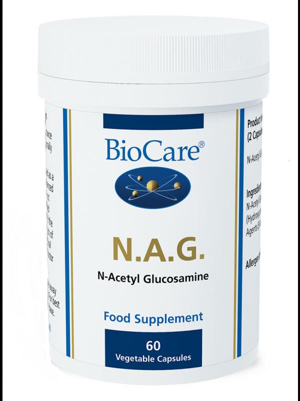 N.A.G n-atsetüülglükoosamiin 60 kaps