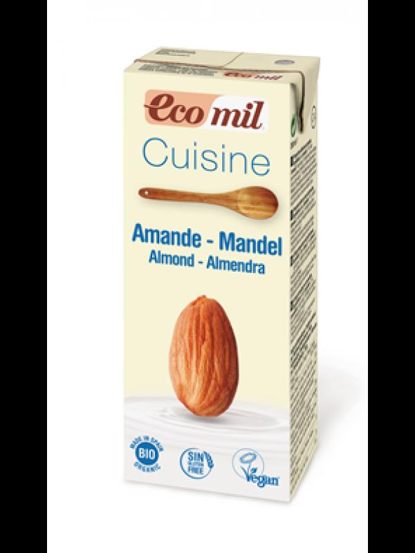 Ecomil mandlikoor 200ml
