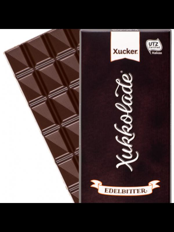Xucker tume šokolaad ksülitooliga 100 g