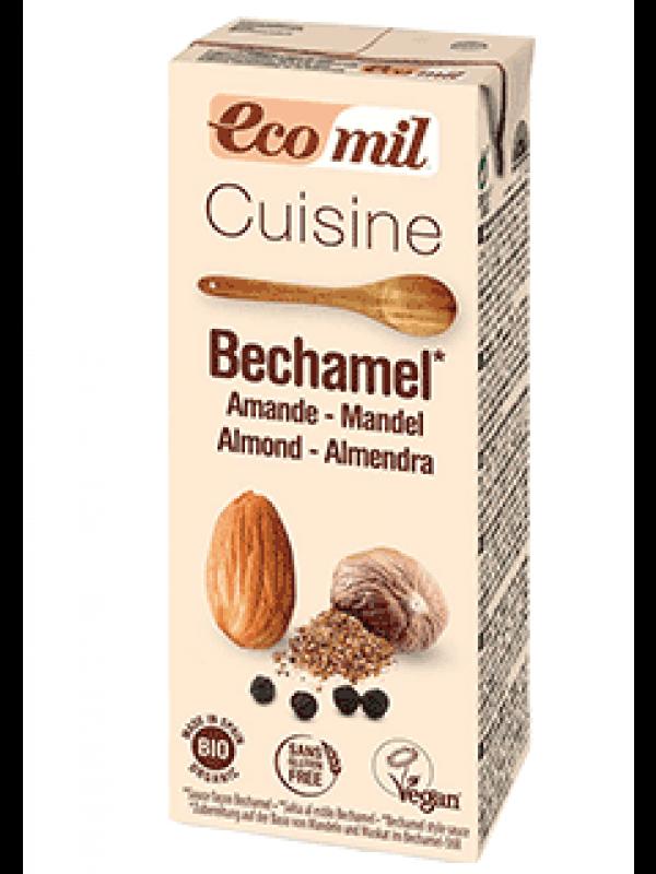 Ecomil besamell kaste mandlist 200 ml