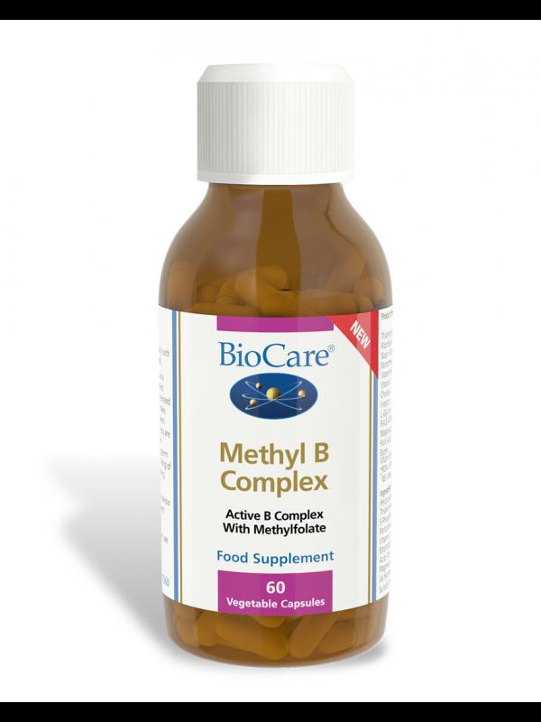 Metüül B kompleks 60 kaps