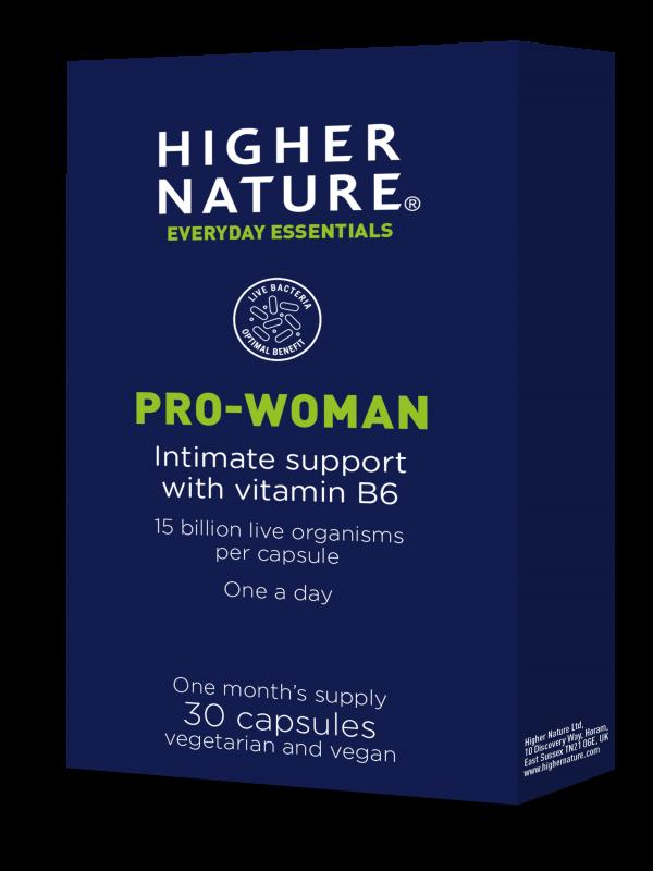 *Pro-Woman bakterid naistele 30 kapslit