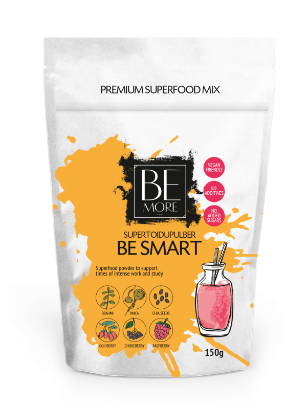 Be Smart supertoidupulber 150g