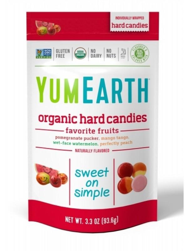 YumEartH puuvilja karamellid 93,5g