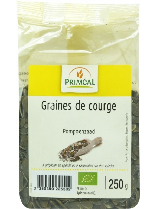 Prim kõrvitsaseemned 250g