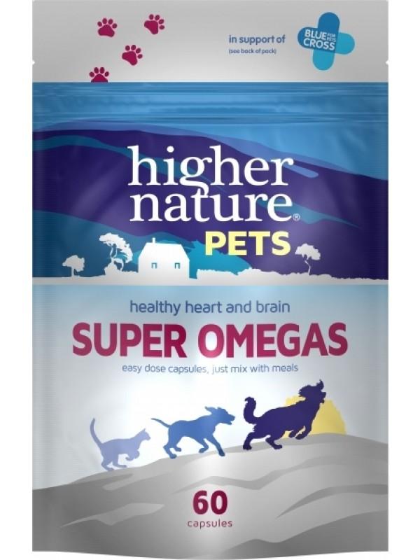 Pets oomega rasvhapped lemmikloomale 60 kaps