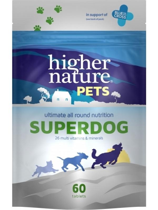 Pets Superdog multivitamiinid koertele 60 tab