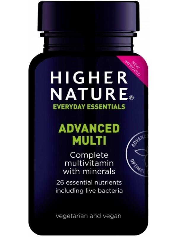 laiatoimeline multivitamiin Higher Nature