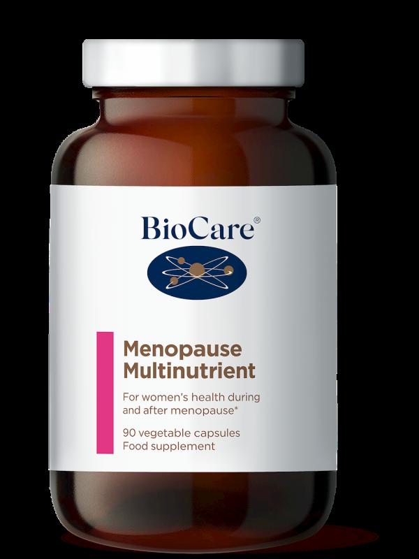 multivitamiin menopausi ajaks biocare vianaturale