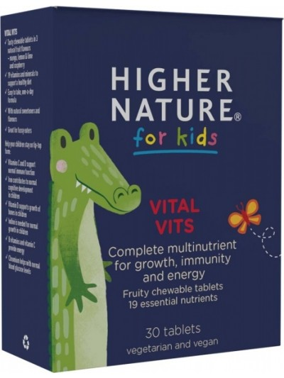 Vital Vits laste multivitamiinid 30 tab
