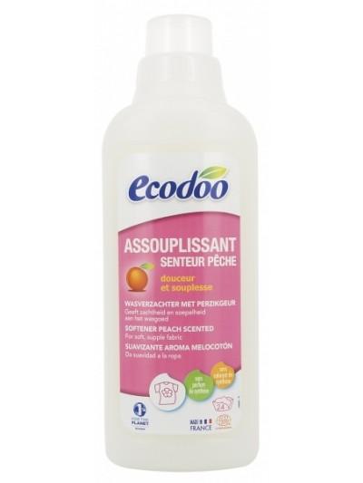 Ecodoo pesupehmendaja virsik 750 ml