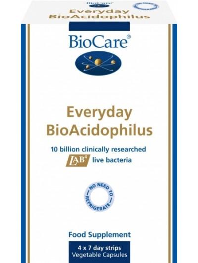 Everyday BioAcidophilus (10 miljardit) 4 x 7 kaps
