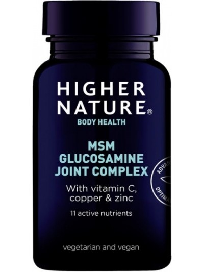 *MSMi ja glükoosamiiniga liigeste kompleks 90 tab