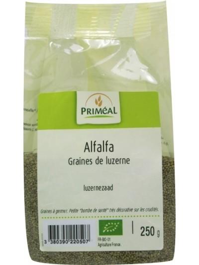 Prim lutserni seemned (alfalfa) 250g