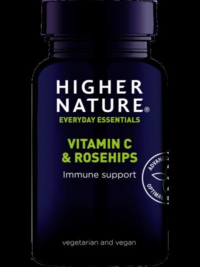 HN C vitamiin kibuvitsaga 180 tab