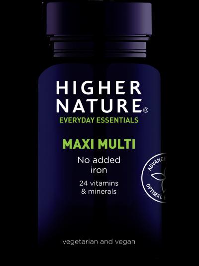 Maxi multivitamiinid 90 tabs