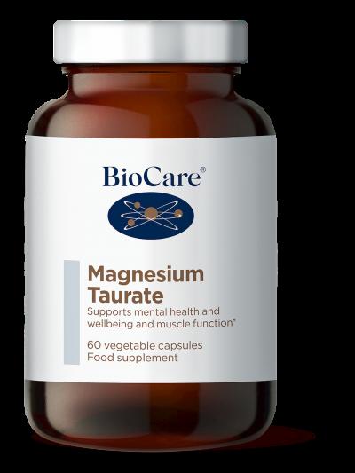 Magneesiumtauraat 60 kaps