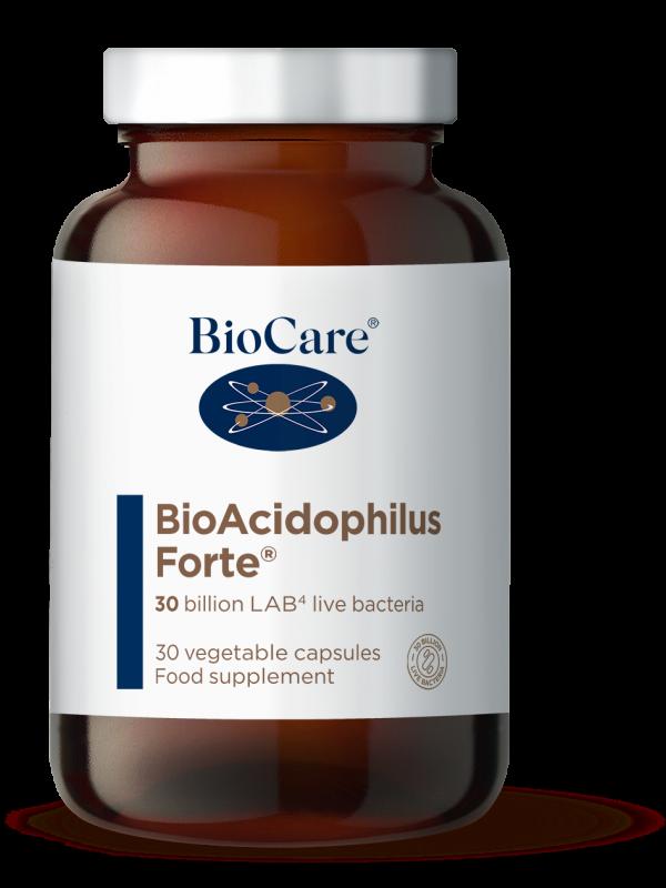 BioAcidophilus Forte (30 miljardit) 30 kaps