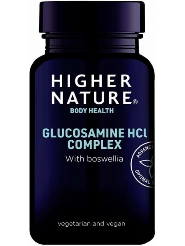 Glükoosamiin HCl kompleks boswelliaga  90 tab