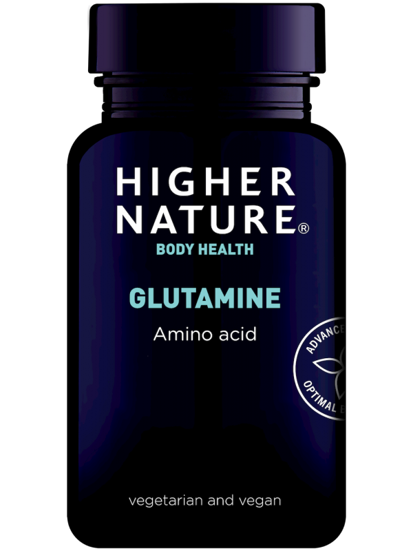 Glutamiin 90 kaps