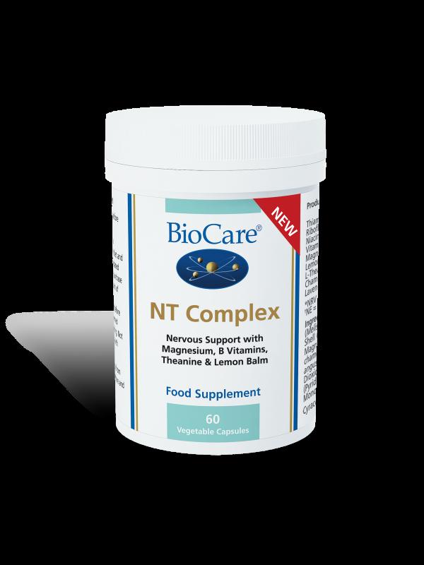 NT kompleks närvisüsteemile 60 kaps