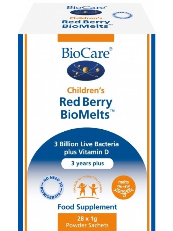 *Marjamaitselised bakterid lastele 28 x 1g