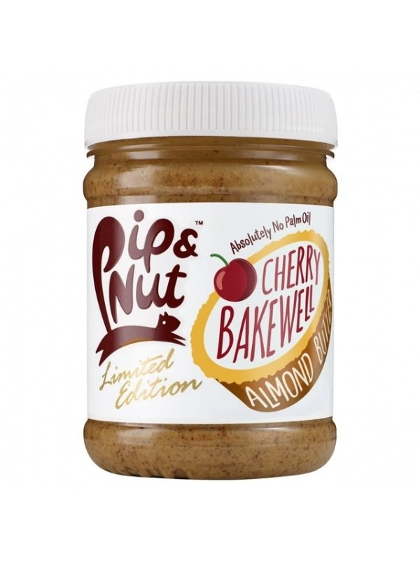 Pip&Nut mandlivõi kirssidega 225g