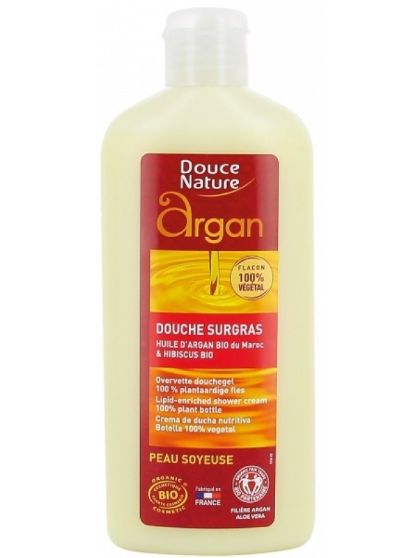 **Douce Nature dušigeel argaaniaõliga 250 ml -25%