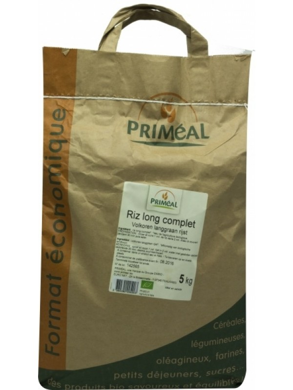 Prim täistera ümarateraline riis 5 kg