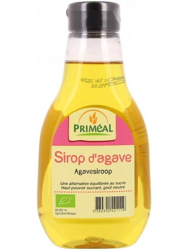 Prim agaavisiirup 330ml