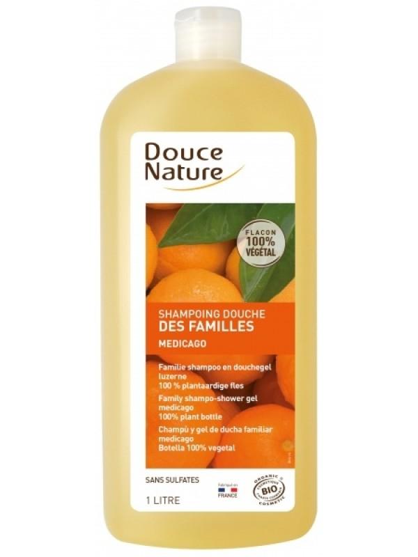 Douce Nature kogupere dušigeel apelsini eeterliku õliga 1 L