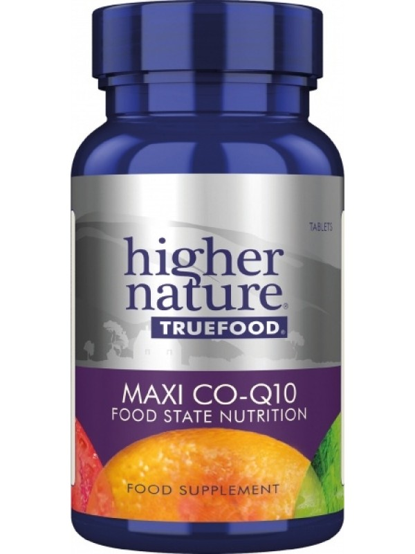 True Food Maxi Co-Q10 30 tab