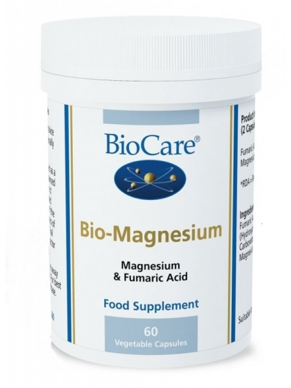 BioMagneesium 60 kaps