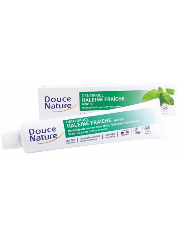 Douce Nature hambapasta piparmündiga 75 ml