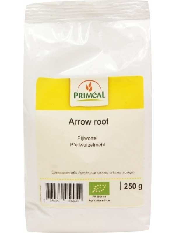 Prim arrow root tärklis 250g