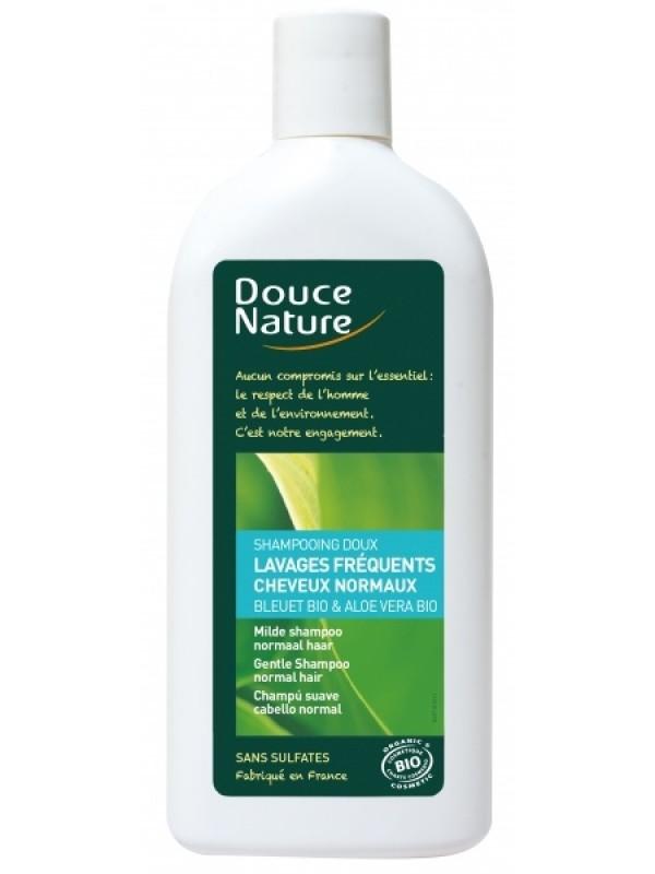 Douce Nature šampoon normaalsetele juustele 300 ml