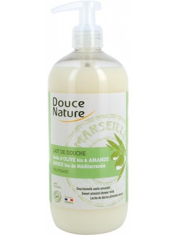 Douce Nature dušigeel oliivi- ja mandliõliga 500 ml