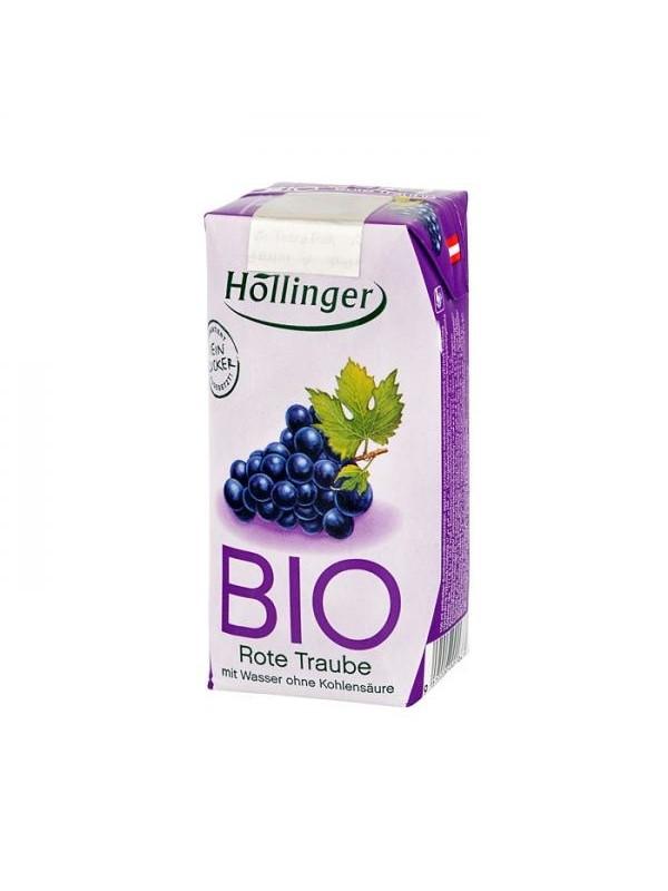 Höllinger kõrremahl viinamarja 200ml
